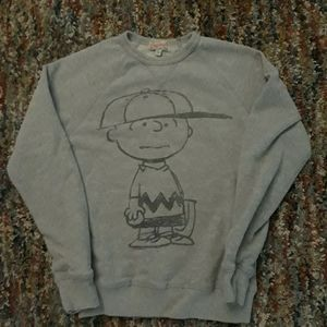 Charlie Brown crewneck sweater
